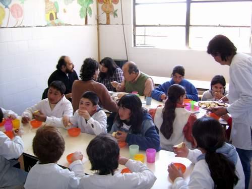 La fapa elabora un proyecto marco para implantar el for Proyecto de comedor escolar