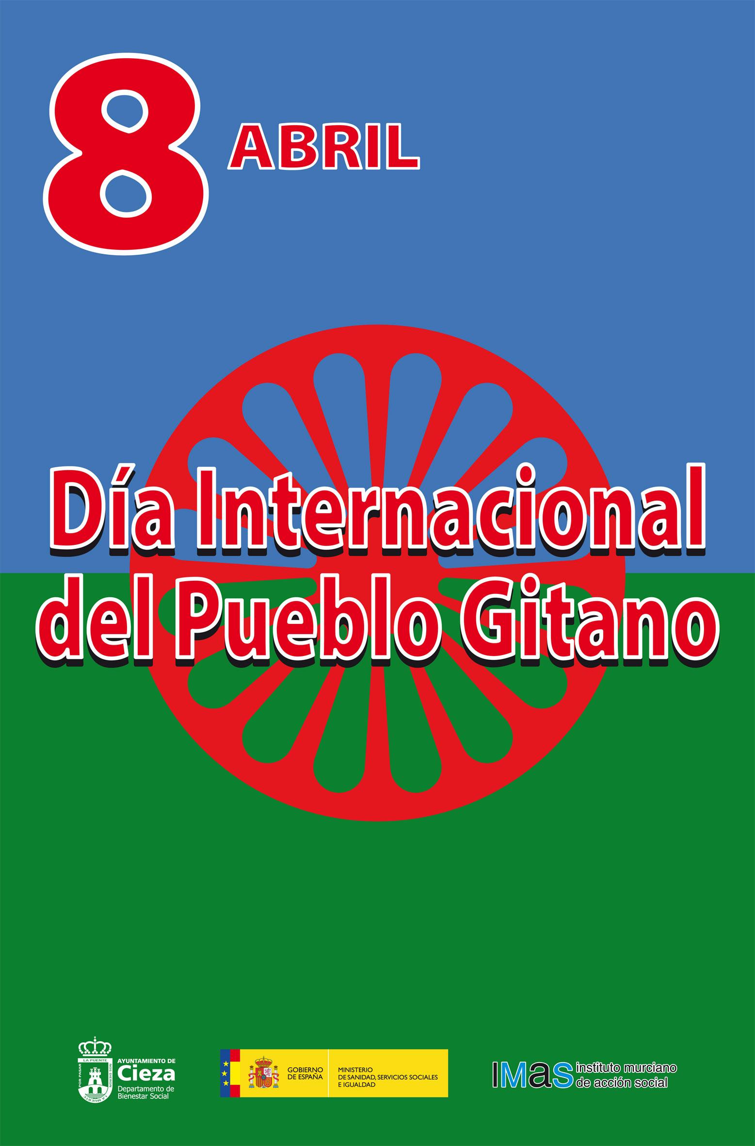 9f99521faff1 Bienestar Social inicia las actividades en torno al Día Internacional del Pueblo  Gitano