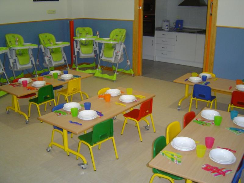 La cooperativa 39 kaben m s 39 califica de xito las dos for Comedor infantil