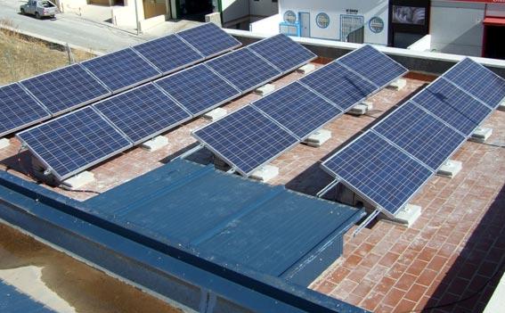 Share for Tejados solares